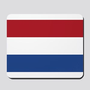 Flag of the Netherlands Mousepad